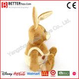 Lapin de jouet bourré par animal mol mignon de peluche de lapin pour des gosses/enfants