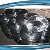 Fil galvanisé plongé chaud de fer/fil obligatoire galvanisé par électro de fil de fer