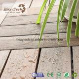 Haltbare im Freientermite-beständige hölzerne zusammengesetzte Koextrusion-Plattform-Gleitschutzfliese