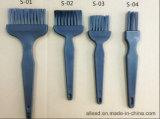 Щетка чистки малой щетки ESD пластичная черная