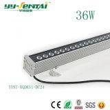 Ce/RoHS公認36W LEDの屋外の壁の洗濯機ライト