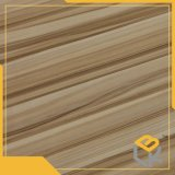 Papel decorativo de la impresión del diseño del grano de madera de roble para el suelo, superficie de los muebles de Changzhou, China