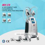 Машина Handpieces профессиональная Cryolipolysis верхнего качества 4
