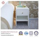 Шикарная мебель спальни гостиницы с деревянным обеспечивая комплектом (YB-D-40)