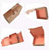 Desplazamiento de la impresión de encargo de papel caja de cartón