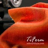 Acetato liscio brillante Tencel e tessuto di cotone per Dresses della signora