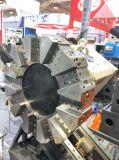 Het ServoTorentje CNC die van de precisie, de Machine van de Draaibank van het Bed van de Helling Populair in 2017 EL42 draaien