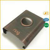 La precisione di alluminio Earphhone parte il pezzo meccanico di CNC