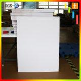 Белый лист Artboard для рекламы используемой в супермаркете (TJ-S036)