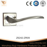 ドアのハードウェア亜鉛合金の家具のドアロックのレバーハンドル(Z6236-ZR13)