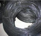 Twisted черная обожженная бандажная проволока