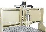 De houtbewerking draait CNC van de Machine de Werktuigmachine van de Draaibank