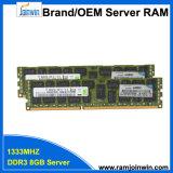 DDR3 8GB 서버 램 기억 장치 PC3l-106000 1333MHz