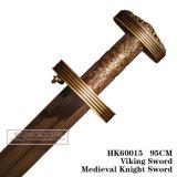 Spada medioevale 95cm HK60015 della decorazione delle spade della spada del cavaliere della spada del Vichingo