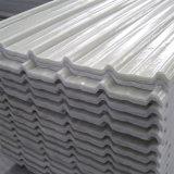 Hoja acanalada excelente del policarbonato de la resistencia de impacto para el material para techos