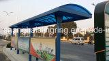 Fabricación de acero, el autobús Shulter Canopy
