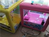 Машина когтя крана игрушки горячей коробки кубика машины игры торгового автомата улавливателя игрушки зоны игры сбывания 2017 миниой миниая для сбывания
