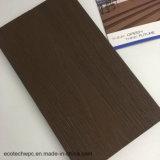 O composto de plástico à prova de madeira Deck Co-Extrusion