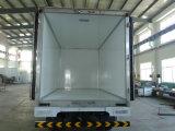 Lichaam van de Vrachtwagen van de glasvezel Pu het Samengestelde Comité Gekoelde