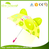 Heat Ombrello promozionale dei bambini dei capretti di trasferimento 16inch con l'orecchio