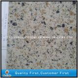 Kundenspezifischer ausgeführter künstlicher Quarz-Stein für Badezimmer/Küche