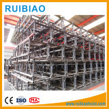 Section standard pour cage unique et double Cages200/200 de levage de la construction sc