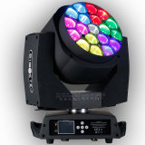 Indicatore luminoso capo mobile di vendita dell'argilla di Paky B dell'occhio K20 K10 4in1 LED del grande dell'ape zoom caldo dell'occhio 19PCS