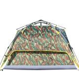Tarnung-Zelt, kampierendes Zelt des Mann-3-4