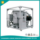 Zja -200 de la etapa de dos etapas de transformador de vacío de la máquina de filtrado de petróleo. Sistema de purificación y deshidratación de aceite