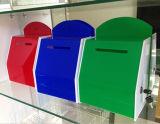도매 아크릴 투표 수집 상자