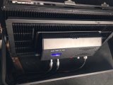 Indicatore luminoso dello studio del LED per la stazione televisiva