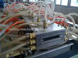 O plástico de madeira perfila a extrusora/as máquinas da fatura