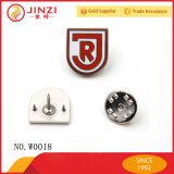 Kundenspezifisches förderndes Geschenk-Metallabzeichen-Decklack-Reverspin-Großhandelsabzeichen