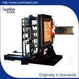 Lien électronique La surface des composants de construction durables Dispositif de test de propagation de la flamme