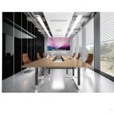 현대 사무용 가구 책상 4 사람 사무실 워크 스테이션