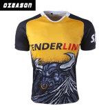 محترفة [سوبليمأيشن] جديدة زيلاندا فريق محدّد [روغبي] قميص ([ر018])