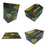 Установите флажок Rsc структуры упаковочной коробки с напечатанными дизайн
