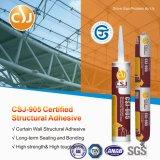 Certificat RTV corrigeant la puate d'étanchéité de silicones pour le mur rideau structural