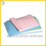 Прямоугольная резиновый Non-Slip циновка ванны для гостиницы