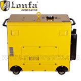 Generador diesel silencioso portable 5kw con el fabricante de vinos 100%