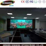 LED de cores interiores Tela P10 da placa de LED