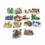 la construction intellectuelle de construction d'éducation de 1000PCS DIY badine les jouets compatibles de brique de bloc