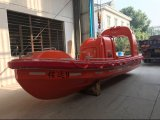 bote de salvamento de los 4.3m G.R.P