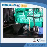 ディーゼル発電機の給湯装置