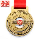 De Metal personalizados baratos Premio 3D Deporte canoa de la medalla de Racing
