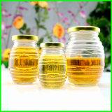 Commerce de gros petit pot de verre de bon marché pour la confiture/verre pot de miel