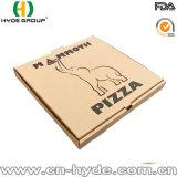 Rectángulo impreso disponible de la pizza de los alimentos de preparación rápida para el restaurante