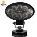 Arbeits-Licht John- Deere4x4 LED, nicht für den Straßenverkehr Arbeitslicht der Leistungs-LED, LED, die für Autos fährt