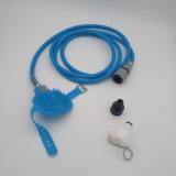 Инструмент для купания Пэт Пэт душ опрыскивателя и скруббер в одном, ванна и душ в саду Совместимость шланга, собака кошка лошадь Esg10460 по уходу за телом