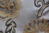 2016 сплетенных тканей жаккарда на основании сатинировки